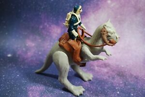 VINTAGE-Star-Wars-COMPLETE-CLOSED-BELLY-TAUNTAUN-ACTION-FIGURE-KENNER-reins