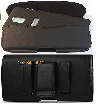 BELT CLIP HOLSTER HOLSTER FOR SAMSUNG GALAXY S6 EDGE+ FIT A HARD CASE ON PHONE
