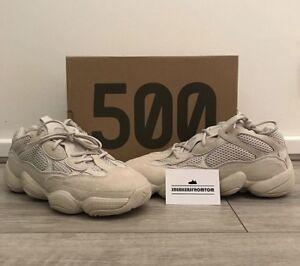 finest selection fcc6b 30aad Details about Yeezy Desert Rat 500 Blush UK10