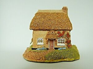Lilliput-Lane-Otter-Reach-Cottage-Collectable-Vintage-Ornament-With-Deeds