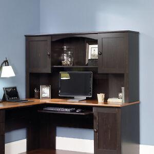 Image Is Loading Corner Computer Workstation Storage Home Office Furniture  Not