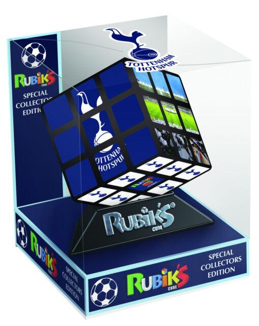 Rubik's cube puzzle game tottenham football collectors edition