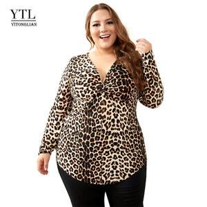 Blusas Blusa Tops Mujer De Moda Tallas Grandes Elegantes Plus Size 5xl 6xl 7xl Ebay