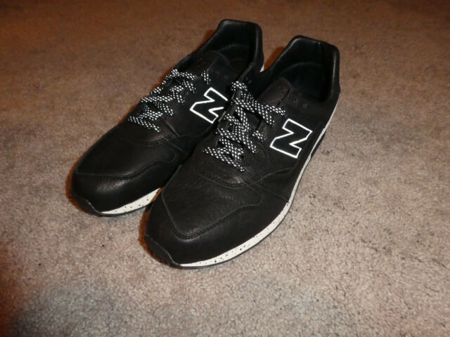 Men's Balance X Undefeated Trailbuster Black Tbtbud 3m Deadstock Size 12