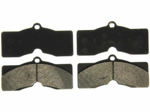 Brake Pad Set For 1965-1982 Chevy Corvette 1981 1980 1979 1974 1978 1977 Q954DM