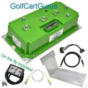 Details about 600 Amp Navitas TAC2 Motor Controller EzGo RXV Electric on