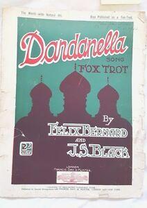 Dardanella, Felix Bernard & J.S.Black,Fox trot, 1919, AUS variant