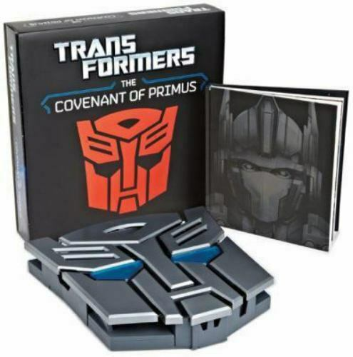 Transformers : The Covenant of Primus by Justina Robson (2013, Trade...