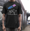 Wire Band T Shirt Punk