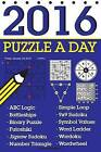 Puzzle a Day 2016: 366 Mixed Puzzles by Clarity Media (Paperback / softback, 2015)