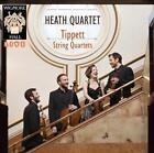 Streichquartette 1-5 von Heath Quartet (2016)
