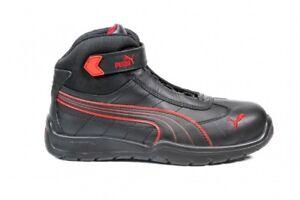 ca335c1841e2b Image is loading Puma-Daytona-Mid-Safety-Boots-with-Composite-Toe-