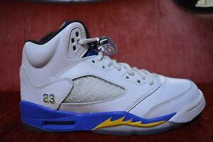 timeless design 786d7 64ffb Details about Clean Nike Air Jordan 5 Retro GS