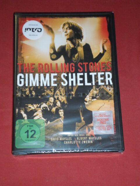 "Michael Becker,Ellen Giffard in ""GIMME SHELTER - THE ROLLING STONES"""