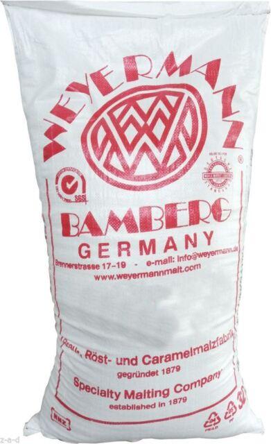 1,28 EUR//kg Münchner Malz 25 kg Sack Braumalz ungeschrotet Braugerste
