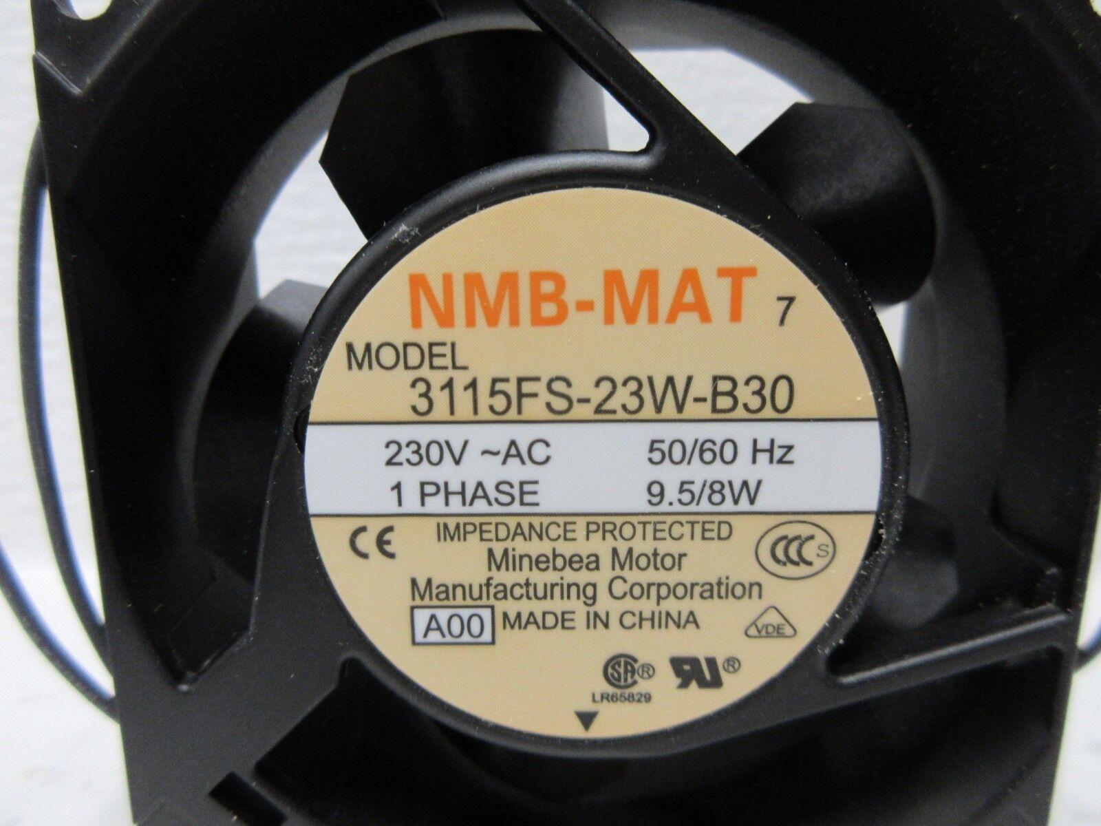 MINEBEA-MATSUSHITA NMB-MAT 4710PS-12T-B30 AXIAL FAN 4710PS12TB30 *NEW NO BOX*