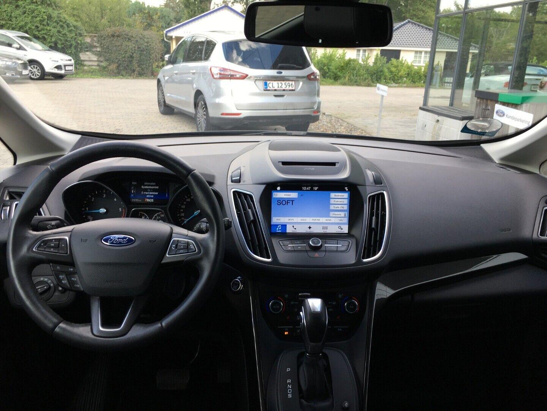 Ford C-MAX 2,0 TDCi 150 Titanium aut. - billede 7