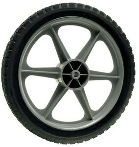 Arnold 14 Rear Plastic Wheel Tire 22 Deck Murray