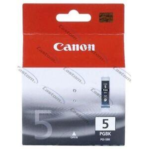 CANON-BCI-5BK-BJC-8200-NERO-INKJET-ORIGINALE