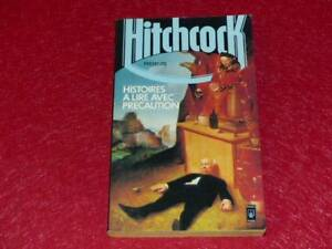 BIBLIOTHEQUE-H-amp-P-J-OSWALD-ALFRED-HITCHCOCK-HISTOIRES-A-LIRE-PRECAUTION