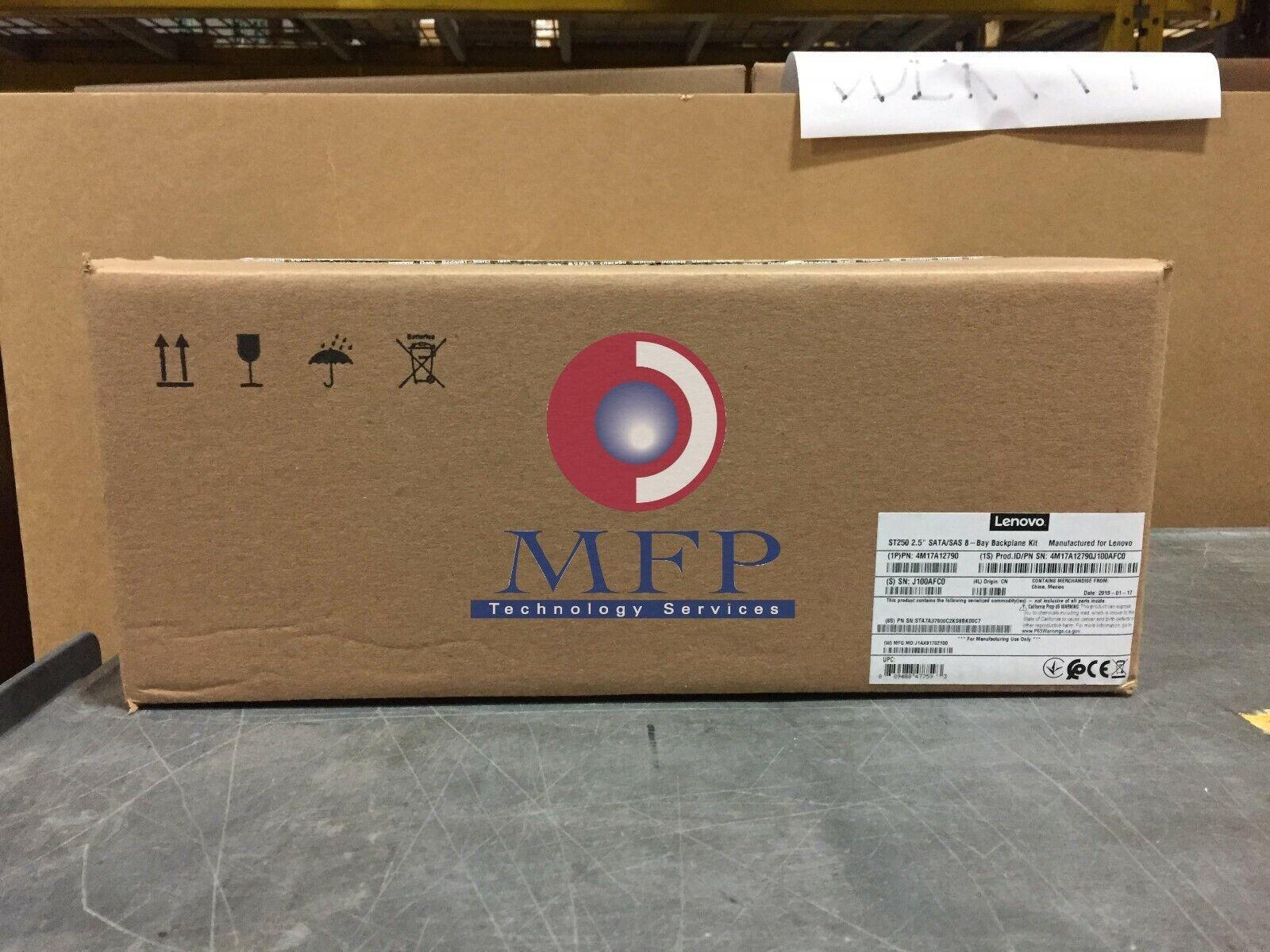 4M17A12790 - Lenovo ThinkSystem ST250 2.5