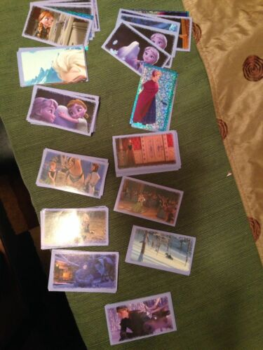 Disney Frozen Panini Stickers.Girls