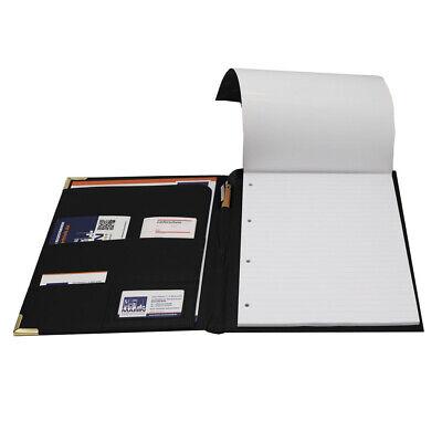 Schreibmappe Portfolio Dokumentenmappe Aktenmappe Portfoliomappe A5 Mappe