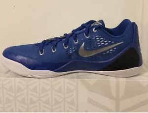 New! Nike Kobe 9 IX EM TB Sz 18 Royal White 685776-402  7b6577fe01