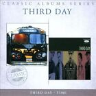 Third Day/Time by Third Day (CD, Aug-2012, 2 Discs, Essential Records (UK))