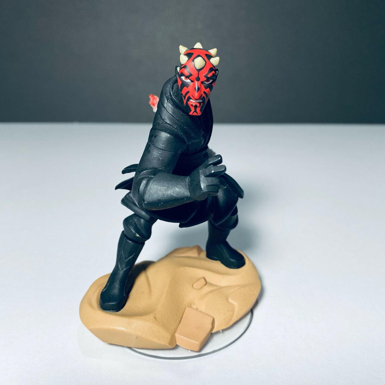 Disney Infinity 3.0 Figure Star Wars Darth Maul Broken Light Saber