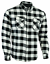 thumbnail 5 - Men Motorcycle Plaid Flannel Lumberjack Shirt Reinforced w/ Protective Lining