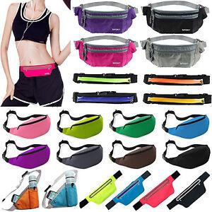 Sports-Jogging-Waist-Pouch-Bag-Fanny-Pack-Travel-Belt-Zipper-Bum-Bags-Bumbags