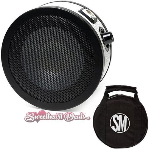 Solomon Mics LoFReQ Microphone Sub Kick Drum Recording Mic Trooper with Bag
