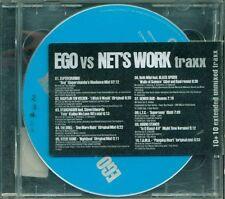 Ego Vs Net'S Work - Traxx (Dofrmeister/Starchaser) 2X Cd Ottimo