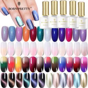 BORN-PRETTY-6ml-UV-Gel-Nail-Art-Semi-Permanent-Vernis-a-ongles-Multiple-Manucure