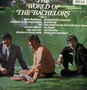 THE-WORLD-OF-THE-BACHELORS-Vol-3-LP