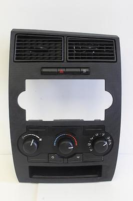 2006-2008 Dodge Charger Magnum A//C Heater Climate Control Unit P55111870AJ A