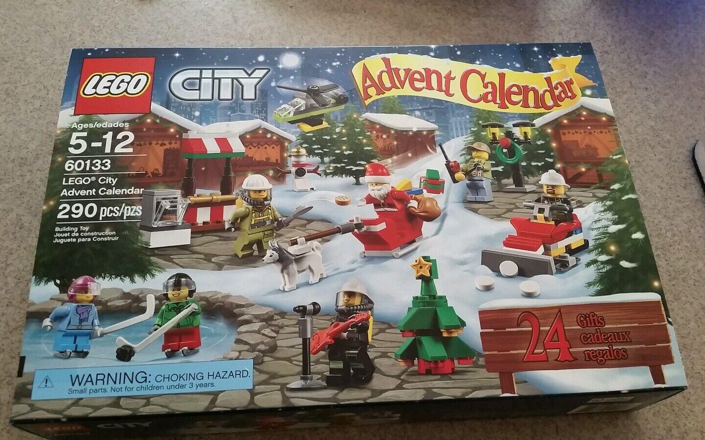 LEGO 60133 CALENDAR CITY CHRISTMAS 2016    - FROM 5 - 12 Years - NEW 63c829