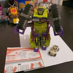 Hasbro Transformer Armada Max-Con Autobot Scavenger & Rollbar 2002