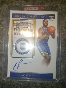 2019-20-Panini-Contenders-Variation-Rookie-Ticket-Auto-RC-Eric-Paschall-SP-139