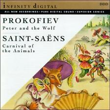 Prokofiev: Peter and The Wolf/Carnival of the Animals and Other Great Children's