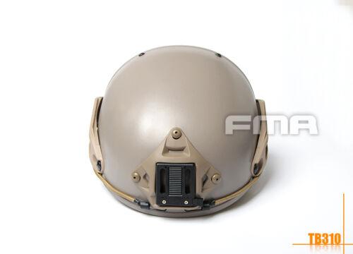 Deser TB310-L Sports Tactical AF Helmet  DE FMA  Two in one CP Helmet L//XL