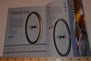1999-CAMPAGNOLO-PARTS-CATALOG-RECORD-RIMS-WHEELS-HUBS-ERGOPOWER-BRAKES-BORA
