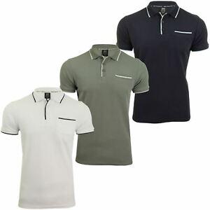 Camisa-Polo-Para-Hombre-Crosshatch-son-sernate-039-Manga-Corta