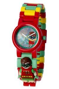 Lego DC Batman Movie Robin Buildable Wrist Watch 24pc ...