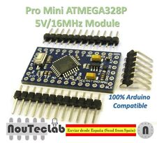 Pro Mini ATMEGA328P 5V/16MHz Module with Bootloader Pin Header for Arduino