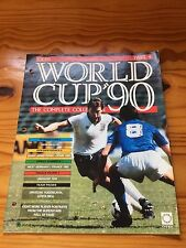 Orbis World Cup 90 - Part 4 - for incomplete set