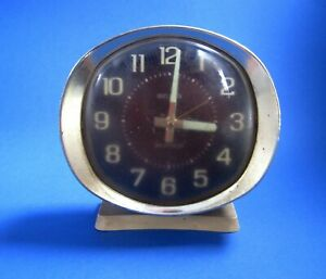 VINTAGE-BIG-BEN-DESK-CLOCK-TIME-MADE-IN-USA