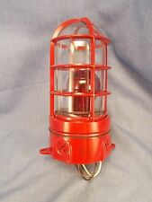 Light Top For Vintage Gamewell, ADT, Samson, Fire Alarm Firefighter
