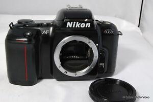 FleißIg Gebraucht Nikon N6006 Kameragehäuse Nur Hinten Nicht Verschluss Teile Oder Analoge Fotografie Foto & Camcorder